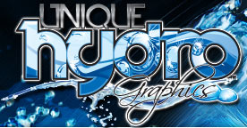 Unique Hydro Graphics - Get Dipped!!! Your one stop shop for
